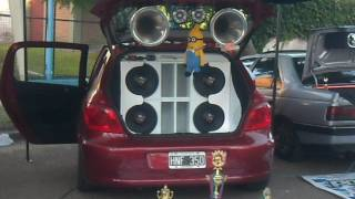 Audio Car Villa Clara 2017