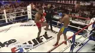 Ertugrul Bayrak vs Darryl Stichtman WFL 23-04'17