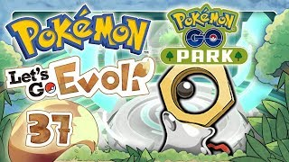 Meltan und der Go Park ? POKEMON LET'S GO EVOLI #37