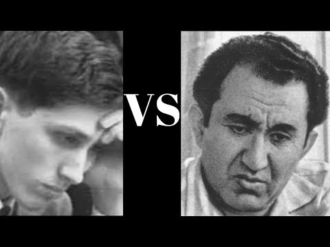 Chess World.net: Bobby Fischer vs Tigran Petrosian - Sicilian Defence : Kan. Modern Variation (B42)