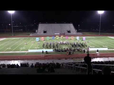 Wylie Invitational Marching 10/18/14 - Lake Highlands High School