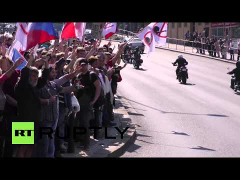 Czech Republic: Thousands rally against EU refugee policy