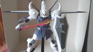 HG 1/144 #50 Gundam Seed Destiny Gouf Ignited (Yzak Jule Custom)