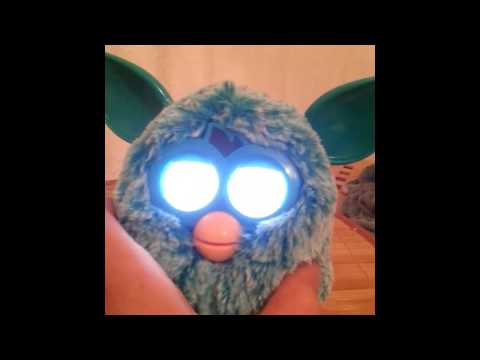 How to turn your evil furby nice