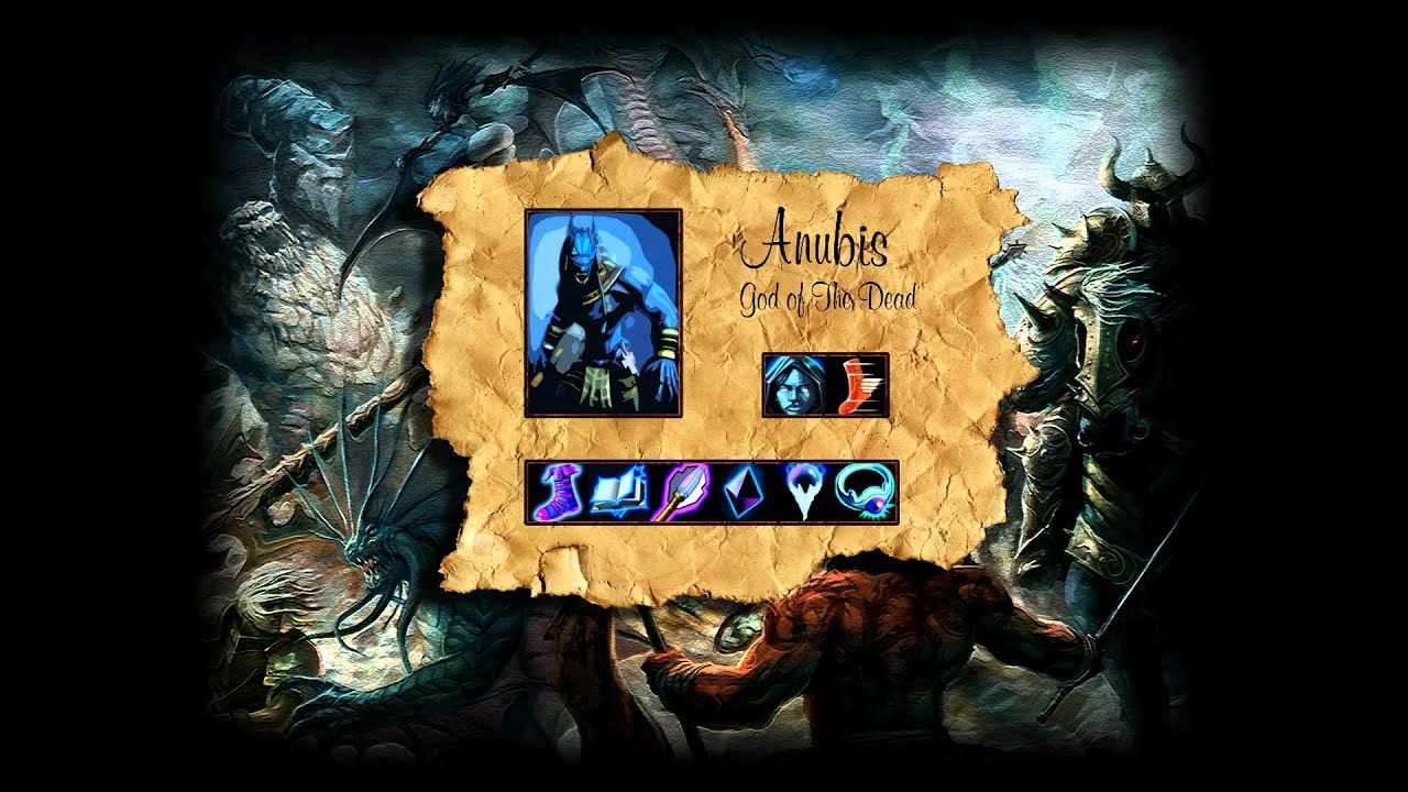 anubis build