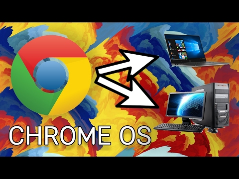 Instalar Chrome OS en cualquier PC