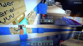 Minecraft-Escape del baño-Cap 3