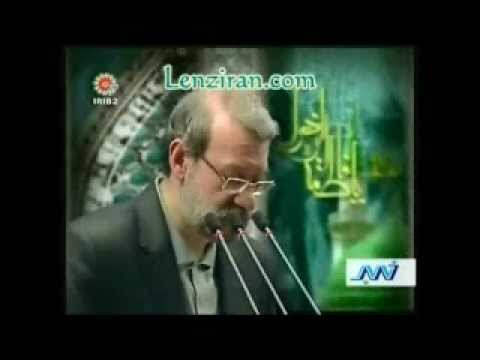 Ali Larijani & Ayatollah Janati  criticize Ahmadinejad in Friday Prayer