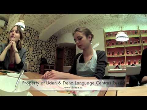 Russian Cooking Classes - Liden & Denz Language Centre St. Petersburg