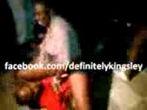 Wild calabar party caught on tape