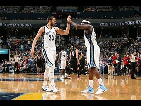 Marc Gasol Marches Memphis Into Second Round