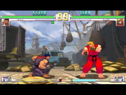 Street Fighter III: 3rd Strike Online Edition (3)