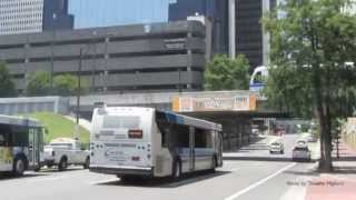 Buses in Charlotte, NC
