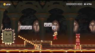 Mario Maker part 15 Running of the Chris