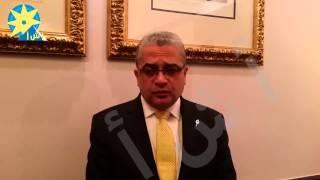 بالفيديو : وزير البحث العلمي : مدن العلوم تدعم الإقتصاد ببريطانيا