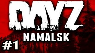 WEAPONS AND BOAT - DayZ Namalsk Survival w/Nova & Sketch Ep.1
