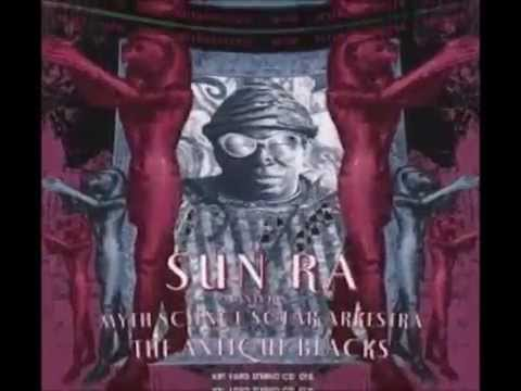 SUN RA ARKESTRA Live in Delft Holland 1971 Part 2