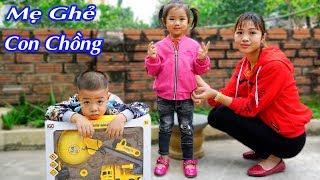 Trò Chơi Mẹ Ghẻ Con Chồng - Bộ Quần Áo Mới - Bé Nhím TV - Đồ Chơi Trẻ Em Thiếu Nhi