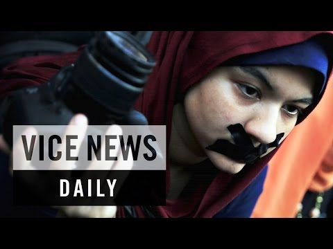 VICE News Daily: Egypt Approves New Anti-Terrorism Law
