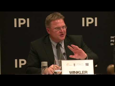 A Sustainable Solution to Somali Piracy, Panel II