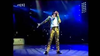 Michael Jackson - Stranger In Moscow (Live in Munich - 1997) HD