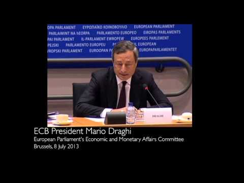 ECB, Budgets, Deficits and Economic Growth...