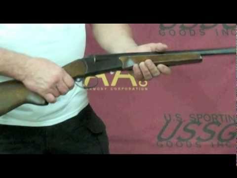 Baikal MP18 Shotgun