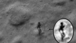 ¿FIGURA HUMANOIDE EN LA SUPERFICIE DE LA LUNA? 9 DE AGOSTO 2014 (EXPLICACIÓN)