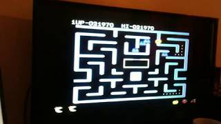 Ms. Pac-Man [Pear Start] (Commodore 64 HARDWARE) 1983  ATARI ATARISOFT