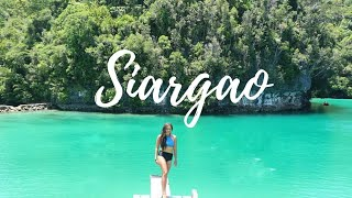 Siargao Travel Vlog!! Best place in the Philippines!!