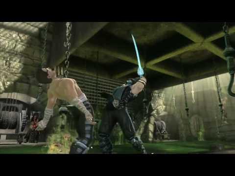 mortal kombat 9 wallpaper kung lao. Mortal Kombat 9 Trailer HD