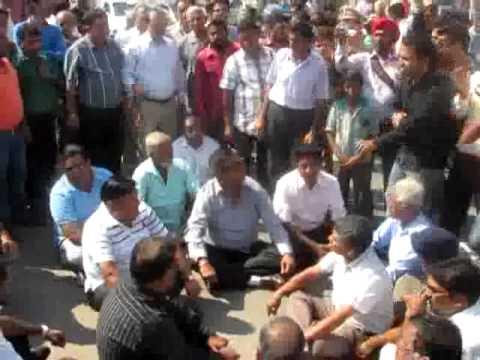 Neetu Death Protest against Punjab Police Traffic Stop near Tahli Wala Chock