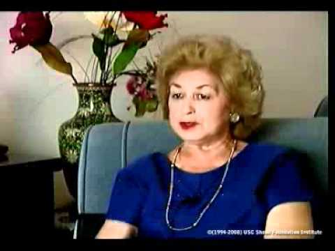 Testimony of Roza Karpuch about the mass murder of the Jews...