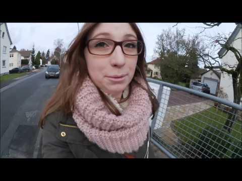 Spontaner Xmas Vlog   Bines Bücher