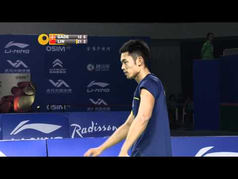 2011 OSIM BWF World Superseries Finals-MS-Semi Finals-Dan Lin vs. Peter Hoeg Gade.mkv