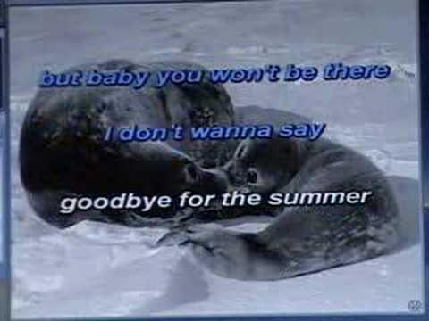 Sealed with a kiss:Bobby Vinton(karaoke)