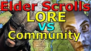 Arena to Skyrim - What is Elder Scrolls Lore? Developers & Community - What's C0DA? (TESLORE)