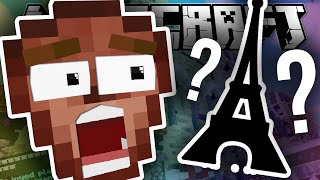 Minecraft | WHERE IS THE EIFFEL TOWER?! | Hide and Seek