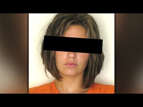 Attractive Mugshot Goes Viral, Now She's Suing