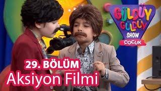 Güldüy Güldüy Show Çocuk 29. Bölüm | Aksiyon Filmi
