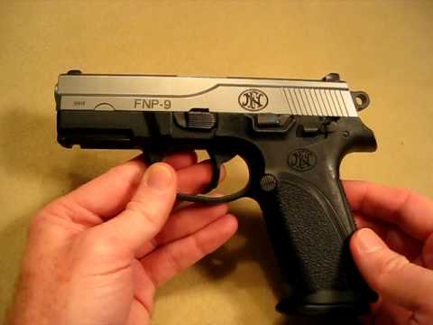 Owner's Report - FN Herstal FNP-9 9mm Video