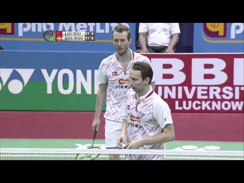 YONEX-SUNRISE India Open 2014: Final's Match 2