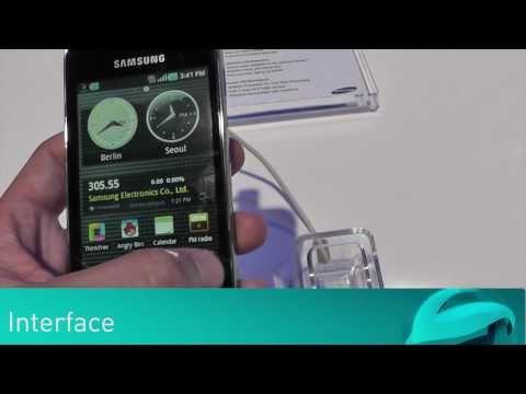 SAMSUNG GALAXY ACE (GT-S5830). antevisão - MWC 2011