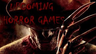 top 12 HORROR games upcoming in 2018   2019