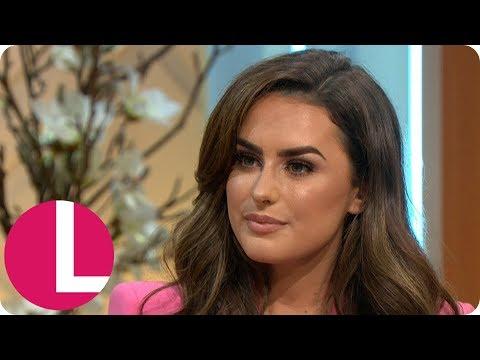 Love Island Queen Amber Davies Reacts to Kem Cetinay's Interview | Lorraine