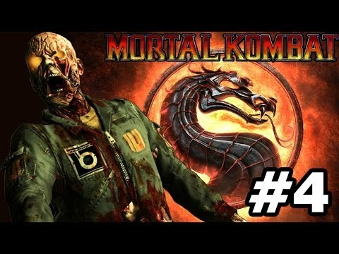 Zombies Everywhere! | Torre de los Retos MK9 #4