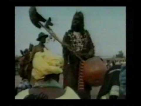 Culture 9: Mali: Sekouba Traore-donso N`goni Player. video