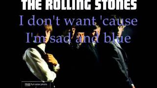 Watch Rolling Stones I Just Want To Make Love To You video