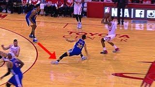 NBA Consecutive Fails