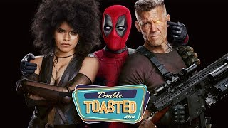 DEADPOOL 2 SPOILER FREE MOVIE REVIEW - Double Toasted